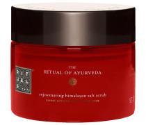 The Ritual Of Ayurveda Himalaya Scrub Purifying Himalayan Salt Scrub
