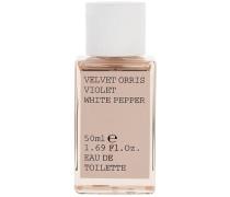 Velvet Orris; Violet; White Pepper Eau de Toilette Spray