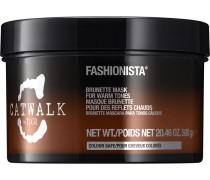 Catwalk Fashionista Brunette Mask Retail