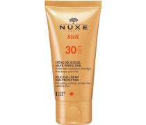 Gesichtspflege Sonnenpflege und Selbstbräuner sunDelicious Cream High Protection SPF 30