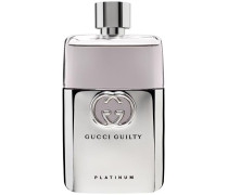 Herrendüfte  Guilty Pour Homme PlatinumEau de Toilette Spray