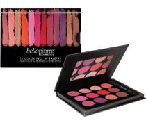 Make-up Lippen 12 Color Pro Lip Palette