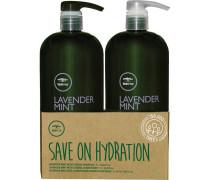 Haarpflege Tea Tree Lavender Mint Save On Big Duo Moisturizing Shampoo 1000 ml + Moisturinzing Conditioner 1000 ml