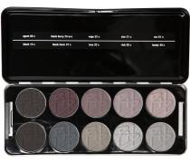 Make-up Augen Shadow Profi Set - Nocturne Enthält folgende Lidschattenfarben 15c; 24w-c; 31c; 32c; 33c; 37c; 38c; 49c; 61c; 89c