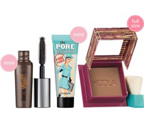 Teint Primer Geschenkset Hoola Matt Bronzing Powder Bronzer 8 g + The POREfessional Mini 7;5 ml They're Real! Mascara 4