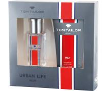 Herrendüfte Urban Life Man Geschenkset Eau de Toilette Spray 30 ml + Shower Gel 150 ml