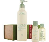 Skincare Reinigen Peaceful Days Set Shampure Hand and Body Wash 250 ml + Shampure Body Lotion 50 ml + Shampure Composition Oil 30 ml