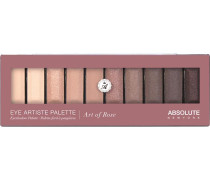 Make-up Augen Eye Artiste Palette Art of Rose