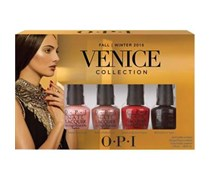 Collections Venice Collection Mini Set Great Opera-tunity 3;75 ml + Worth A Pretty Penne 3;75 ml + Amore At The Grand Canal 3;75 ml + My Gondola Or Yours? 3;75 ml