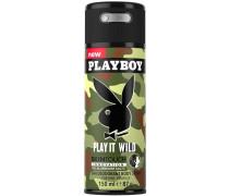 Herrendüfte Play It Wild Deodorant Body Spray