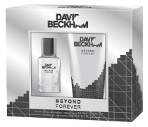 Herrendüfte Beyond Forever Geschenkset Eau de Toilette Spray 40 ml + Shower Gel 200 ml