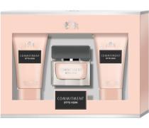 Damendüfte Commitment Woman Geschenkset Eau de Toilette Spray 30 ml + Cream Shower 75 ml + Body Milk 75 ml
