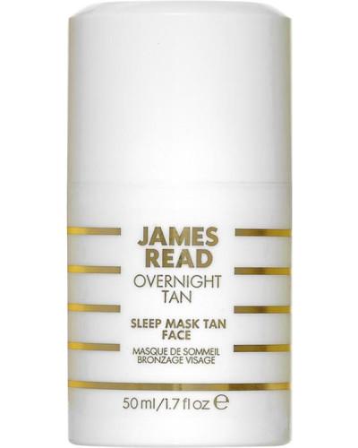 Pflege Selbstbräuner Face Sleep Mask Tan