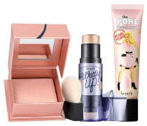 Teint Primer Days Of Our Lights & Highlighter Set The POREfessional Pearl 22 ml + Dandelion Twinkle 3 g Watt's Up 9;4