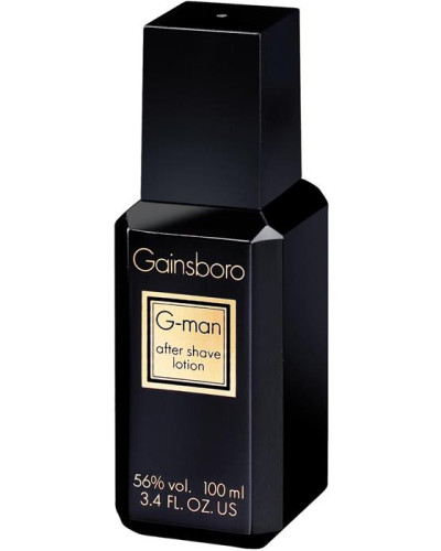 G-Man After Shave Lotion