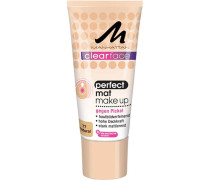 Make-up Gesicht Clearface Perfect Mat Make-Up Nr. 75