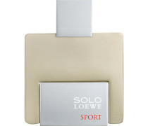 Herrendüfte Solo  Sport Eau de Toilette Spray