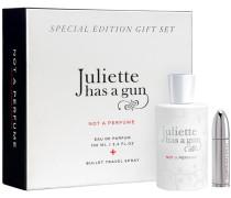 Damendüfte Not a Perfume Geschenkset Eau de Parfum Spray 100 ml + Bullet Travel Spray + Trichter