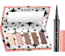 Eyeliner & Kajal Let the Pretty Times Roll Make-up Set Slimline Eyeshadow Palette + Roller Liner Mini Black 0;5 ml