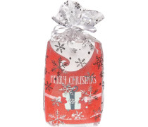 Pflege Enjoy Enjoy Merry Christmas Set Duschgel 100 ml + Bodylotion 100 ml