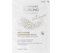 AUGE & LIPPE Anti-Aging Augenpads Gold mit Sofort-Effekt 6 x
