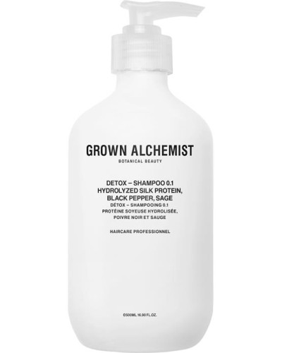Haarpflege Shampoo Detox 0.1
