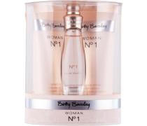 Damendüfte Woman 1 Geschenkset Eau de Toilette Spray 15 ml + Body Lotion 100 ml + Cream Shower 100 ml