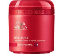Professionals Care Brilliance Brilliance Mask für feines bis normales; coloriertes Haar