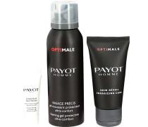 Pflege Optimale Mineral Energy Trio Soin Régénerant 50 ml + Rasage Précis 100 ml + Douceur des Mains 15 ml