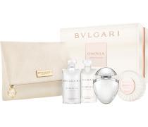 Damendüfte Omnia Crystalline Beauty Ritual Set Eau de Toilette Spray 25 ml + Scented Soap 75 g + Body Lotion 75 ml + Tasche