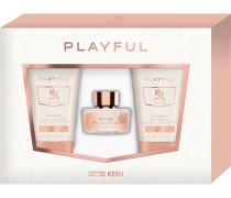 Damendüfte Playful Geschenkset Eau de Toilette Spray 30 ml + Cream Shower 75 ml + Body Lotion 75 ml