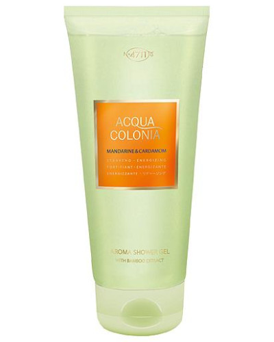 Mandarine & Cardamom Bath Shower Gel