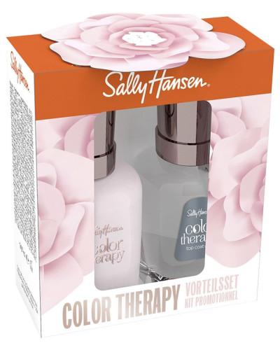 Nagellack Color Therapy Geschenkset Top Coat 14;7 ml + Nr. 220 Rosy Quartz