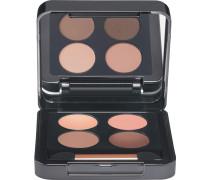 Make-up Augen Eye Shadow Quattro Nr. 01 Warm