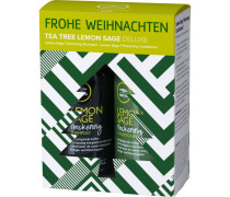 Haarpflege Tea Tree Lemon Sage Tea Tree Lemon Sage Gift Set Lemon Sage Thickening Shampoo 300 ml + Lemon Sage Thickening Conditioner 300 ml