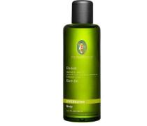Naturkosmetik Energizing Ingwer Limette Badeöl Ingwer Limette