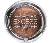 Make-Up Augen Excess Shimmer Eyeshadow Nr. 20 Copper