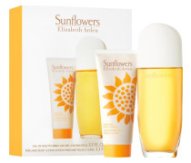 Sunflowers Geschenkset Eau de Toilette Spray 100 ml + Body Lotion 100 ml