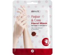 Pflege Körperpflege Repair & Care Hand Mask Rose 3 Stück