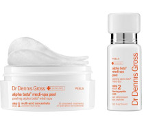 Pflege Gesicht alpha beta medi-spa peel alpha beta pads 16 stk. + firming peptide lotion 15 ml