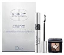 Augen Mascara show Set Iconic Overcurl Nr. 090 Over Black 10 ml + Mini 5 Couleurs Nr. 746 Ambre Nuit 2;2 g