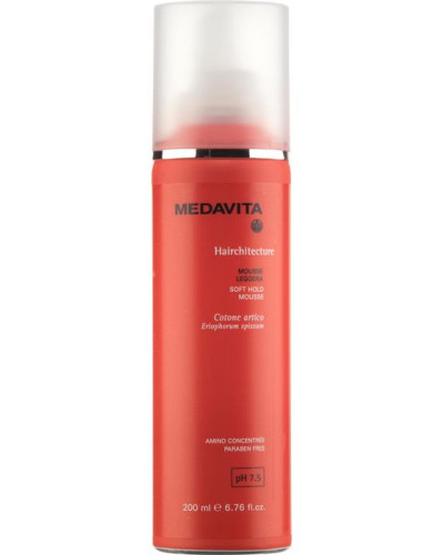 Haarpflege Hairchitecture Soft Hold Mousse