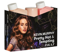 Haarpflege Plumping P.H.A.T. Pretty Hot & Tempting Set Plumping Wash 250 ml + Plumping Rinse 250 ml + Body Builder 88 ml