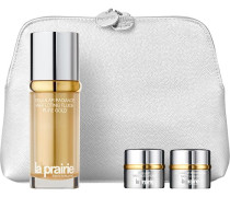 Kollektionen The Radiance Collection Ritual Kit Cellular Radiance Perfecting Fluide Gold 40 ml + Cellular Radiance Night Cream 5 ml + Cellular Radiance Cream 5 ml