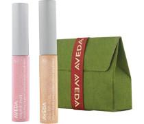 Makeup Lippen Make her Smile Set Nourish Mint Rehydrating Mini Lip Glaze: Golden Lilly 2;5 ml + Nourish Mint Rehydrating Mini Lip Glaze: Pink Laurel 2;5 ml