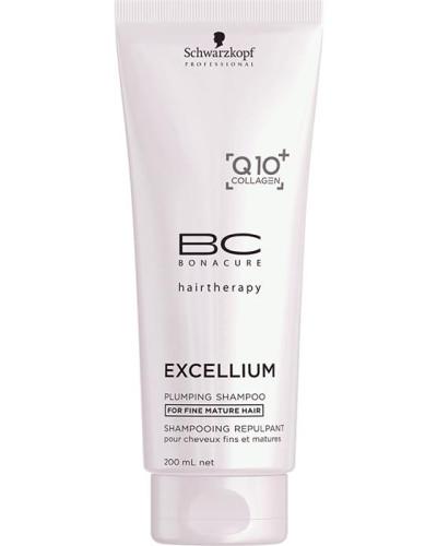 BC Bonacure Excellium Plumping Shampoo
