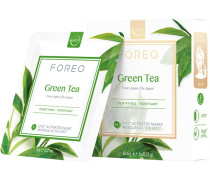 Intelligente Maskenbehandlung UFO Mask Green Tea 6 x