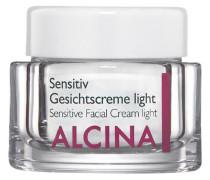 Kosmetik Empfindliche Haut Sensitiv Gesichtscreme Light