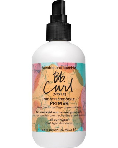 Styling Pre-Styling Curl Pre-Style/Re-Style Primer