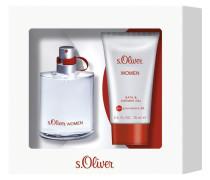 Damendüfte Women Geschenkset Eau de Toilette Spray 30 ml + Bath & Shower Gel 75 ml